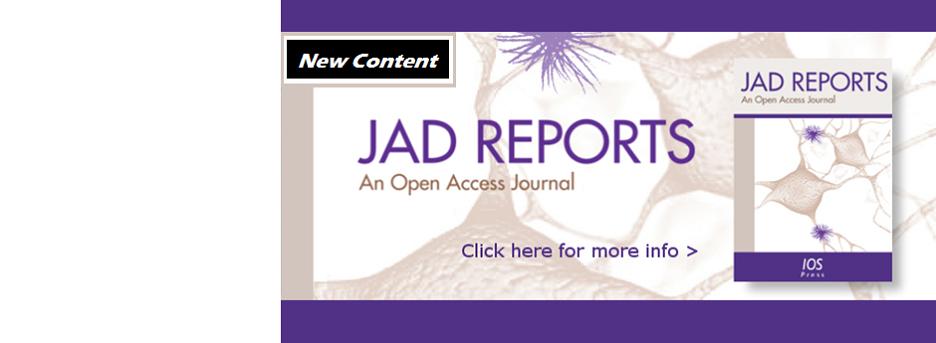 JAD Reports (updated)