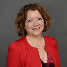 Dr. Sylvie Belleville, PhD, Director of the Research Centre at the Institut universitaire de gériatrie de Montréal (Montreal Geriatric Institute) and Professor of Psychology at Université de Montréal