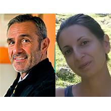 Prof. Giovanni Frisoni and Dr. Moira Marizzoni