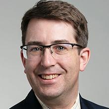 Lead author James Noble